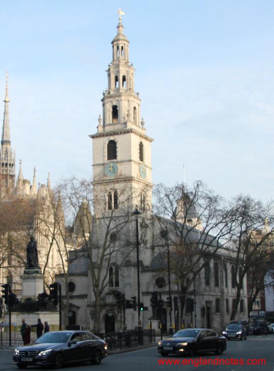 Die Fleet Street in London und die britischen Tageszeitungen. Reisetipps und Sehenswürdigkeiten zur Fleet Street.