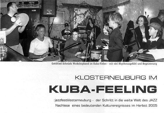 Jazztage Klosterneuburg