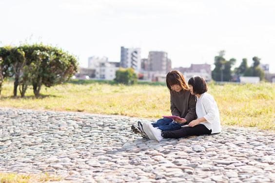 兵庫島公園 出張撮影 家族写真 東京 世田谷区 女性カメラマン