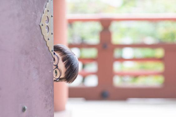 東京 港区 増上寺 七五三 出張撮影 女性カメラマン こども
