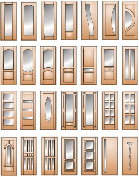 Входные металлические двери с зеркалом.