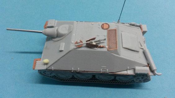 "Jagdpanzer 38(t) - ""Hetzer"" Special Image"