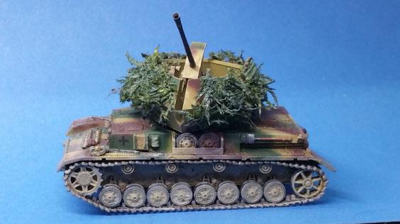 "Wintertarnung mal anders - Flakpanzer IV ""Ostwind"" Image"
