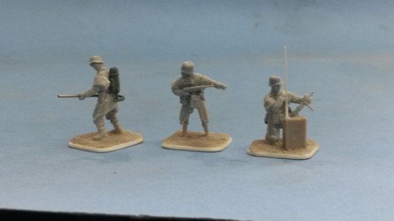 Deutsche Panzergrenadiere vor ! Image