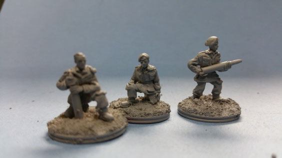British Paratroopers Image