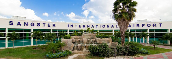 Sangster International Airport, Montego Bay