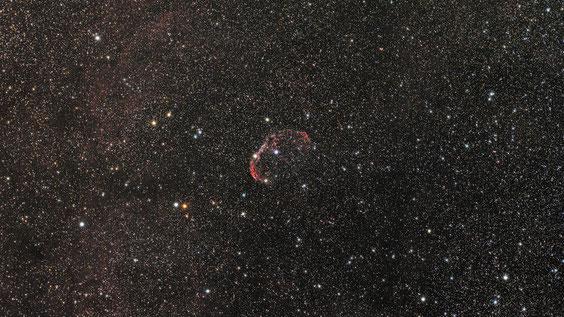Emisijska maglica NGC 6888