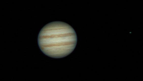 Jupiter 14.2.2015.