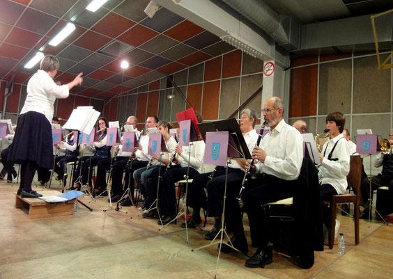 Notre musique lors du concert du 11 novembre 2010