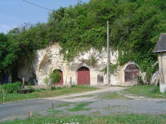 Les caves des Richardières