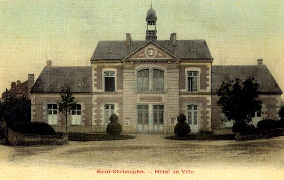 L'ensemble mairie-école
