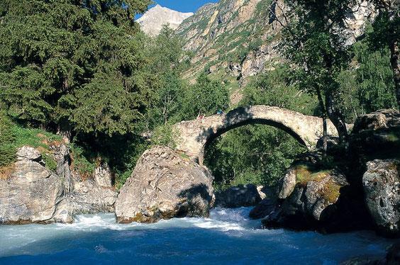 Le pont des Rajas