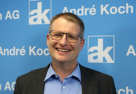 Seit Anfang Februar ist Volker Wistorf (52) Leiter Anwendungstechnik bei der André Koch AG.