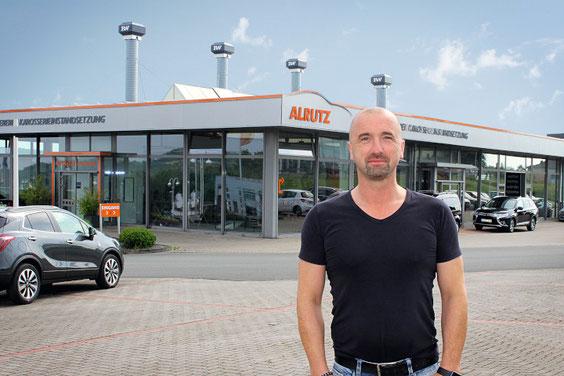 Dirk Alrutz, Geschäftsführer der Alrutz GmbH & Co. KG in Georgsmarienhütte: «Die praktische Umsetzung der Schadensteuerung ist teilweise fragwürdig.»