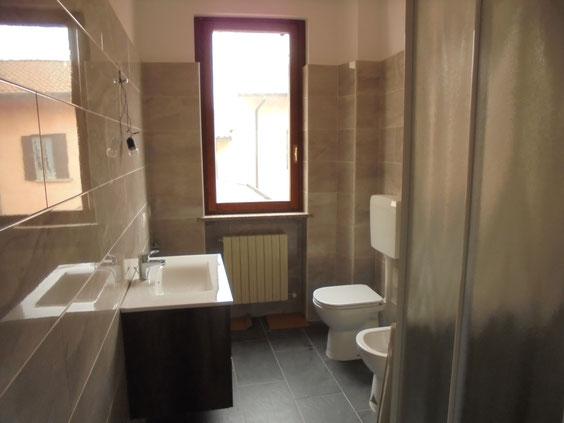 Il bagno nuovo