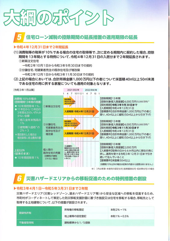 令和3年度税制改正大綱のポイント2