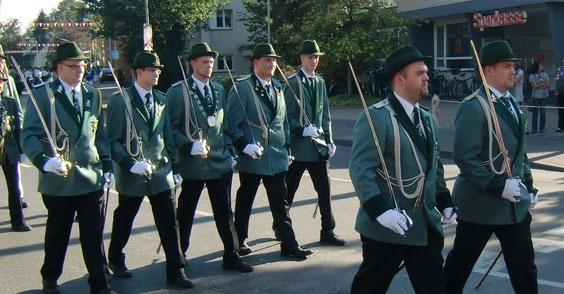 """Königszug 2011 """"Schürzenjäger"""""""