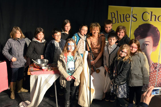 Spectacle Blues Chocolat
