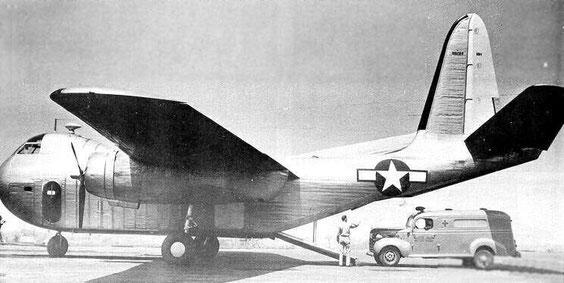 Budd C-93 Conestoga.