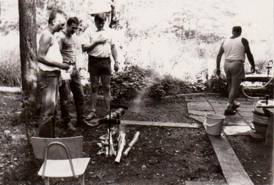 Kalbsrollbraten nach Gustav's ( Helmut Krugs) Art - Stilles Tal 1983 mit Eberhard Bergt, Claus Peter Ruhmann und Rolf Munk