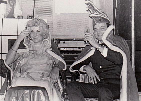 Claudia Reif & Rainer Baron + 1986