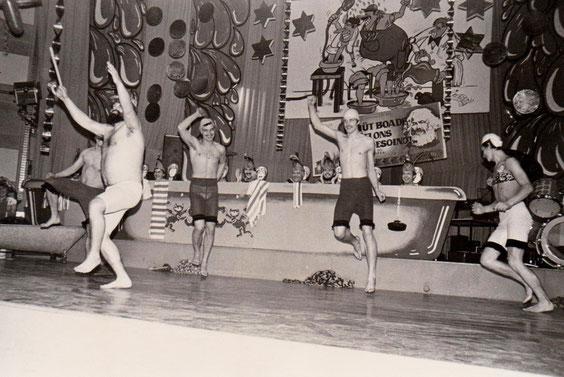 Männerballett 1984