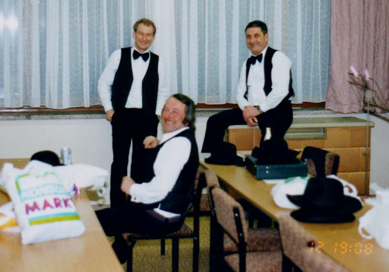 Rolf, Reiner & Fritz 1993