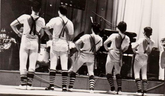 Männerballett 1982