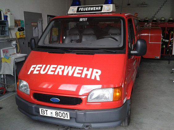Der Ford-Transit (MZF)