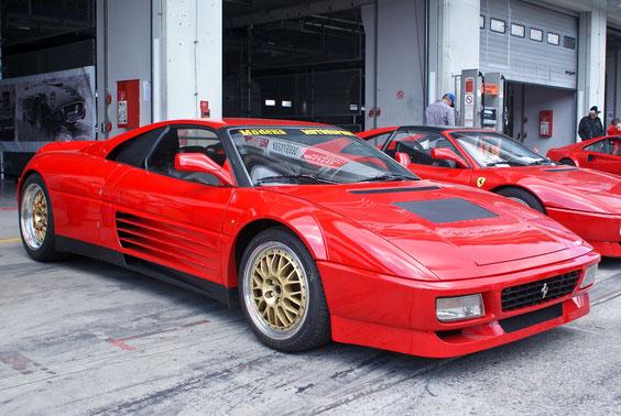 Ferrari Enzo Prototype - by Alidarnic (Modena Trackdays 2011)