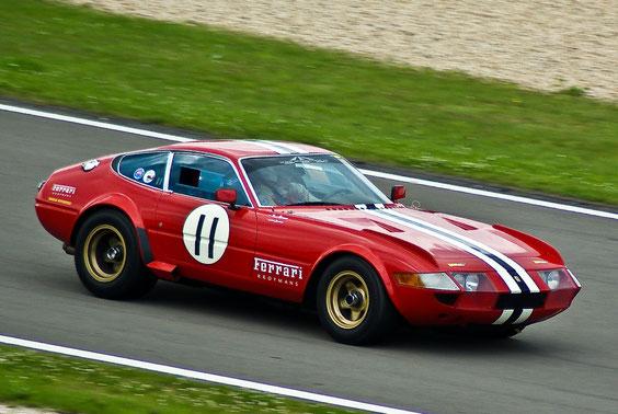 Ferrari 365 GTB-4 Daytona Competizione - by Alidarnic (Modena Trackdays 2011)