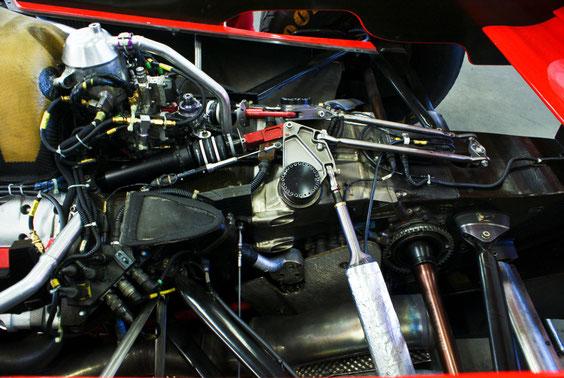 "Ferrari F310B ""1997"" M. Schumacher - by Alidarnic (Modena Trackdays 2011)"