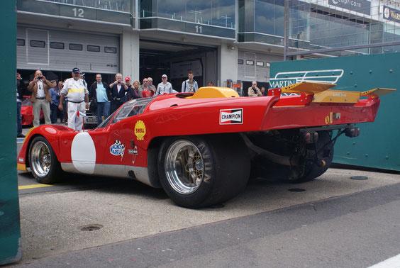 Ferrari 512 M - by Alidarnic (Modena Trackdays 2011)