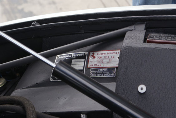 Ferrari 365 GTB-4 Daytona Coupé - by Alidarnic (Modena Trackdays 2011)