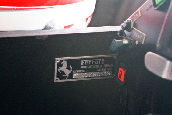 "Ferrari 641 ""1990"" A. Prost - by Alidarnic (Modena Trackdays 2011)"