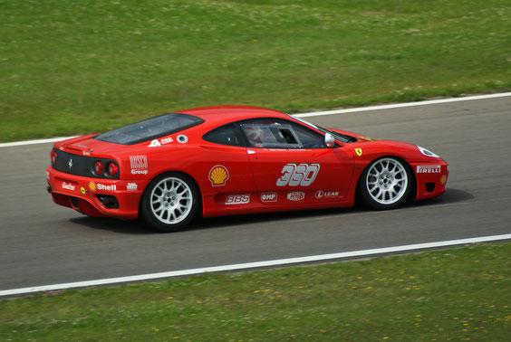Ferrari 360 Modena Challenge - by Alidarnic (Modena Trackdays 2011)
