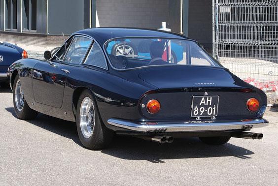 Ferrari 250 GT Lusso Berlinetta -by AliDarNic