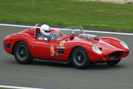 Ferrari 196S/246S Dino - by Alidarnic (Modena Trackdays 2011)