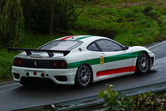 Ferrari 360 GTC - by Alidarnic (Bergrennen Osnabrück 2011)