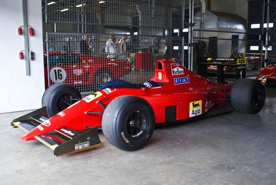 Ferrari 641 '90 - by Alidarnic (Modena Trackdays 2011)