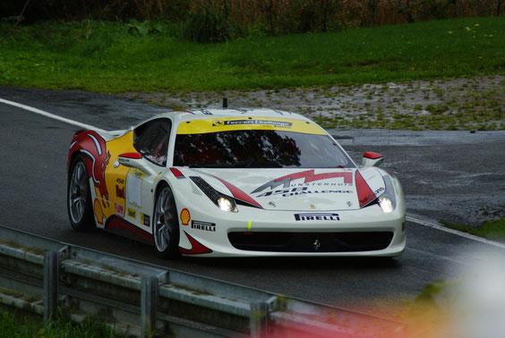 Ferrari 458 Challenge - by Alidarnic (Bergrennen @ Osnabrück)