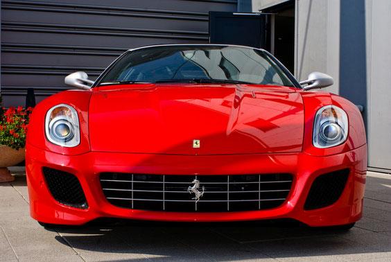 Ferrari SA Aperta - by Alidarnic