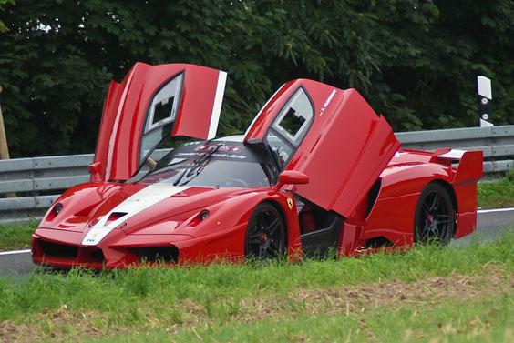 Ferrari FXX - by Alidarnic