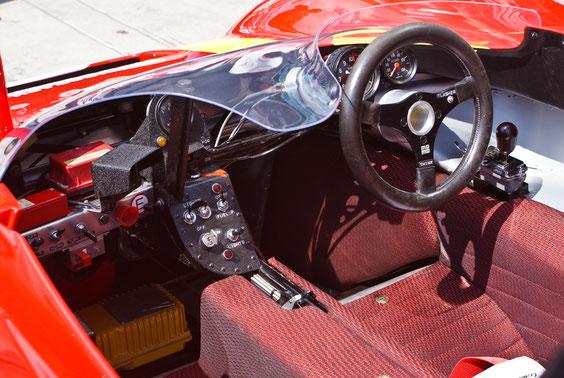 Ferrari 312 PB - by Alidarnic (Modena Trackdays 2011)