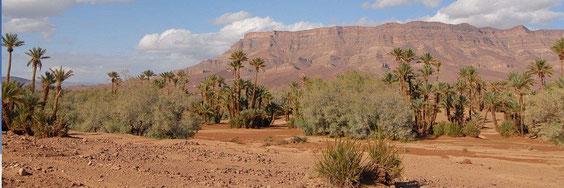 randonnée au sud Maroc