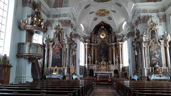 St. Johann in Tirol, Dekanatspfarrkirche Maria Himmelfahrt