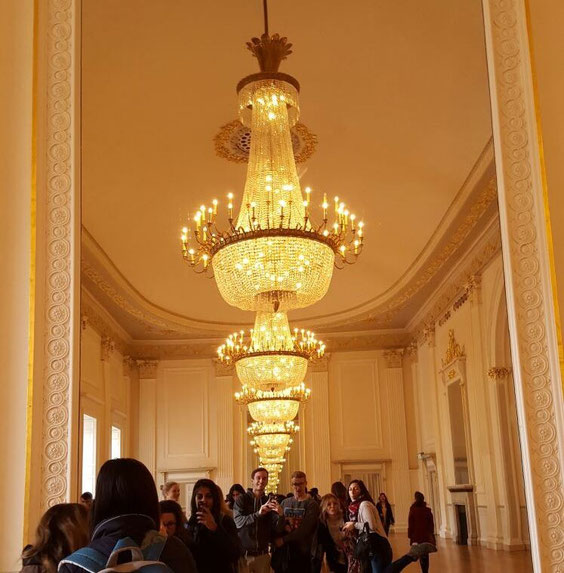 Lampception. (Bild: Touristengruppe 24a)