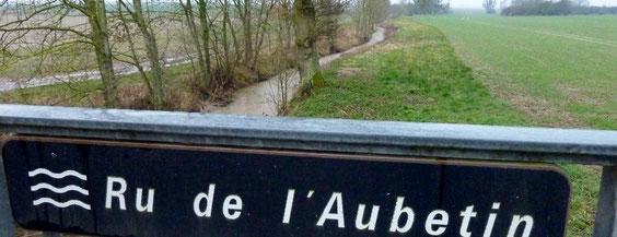 A la source de l'Aubetin - AU BOUT DES PIEDS