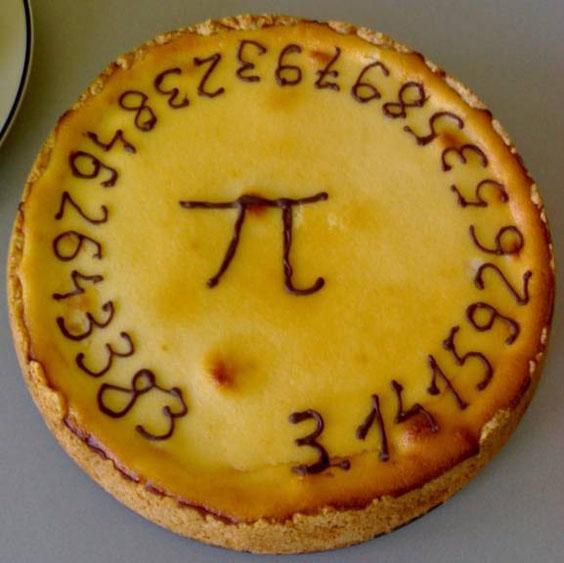 """Ein """"Pi""""-Pie"""