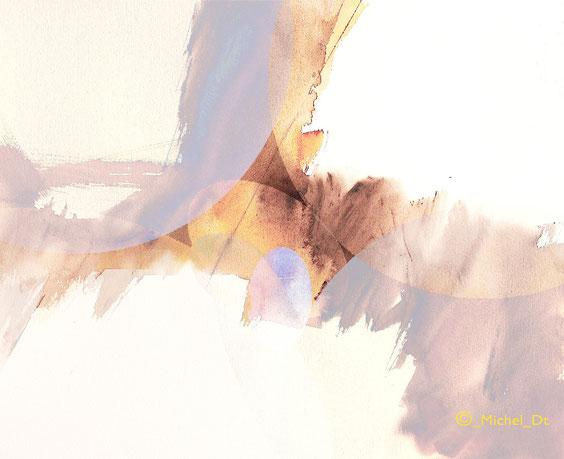 Michel Dt / aquarelles